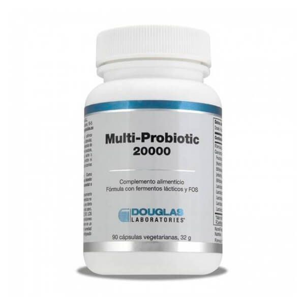 Multi-probiotic 20000 - 90 capsules